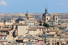 The old town of Toledo, Spain Royalty Free Stock Images
