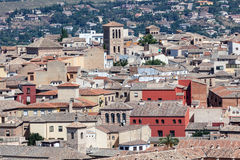 Old town of Toledo, Spain Stock Images