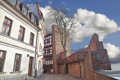 Old Town in Torun, Poland Stock Images