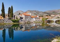 Old town Trebinje Stock Images
