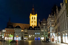 Old Town of Trier Royalty Free Stock Photo
