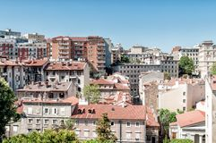 Old Town of Trieste. Italy Stock Photos