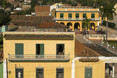 Old town, Trinidad, Cuba Stock Image