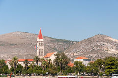 Old town of Trogir in Croatia Stock Images