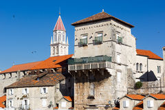 Old Town of Trogir, Croatia. Stock Images