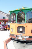Old Town Trolley - San Diego California Royalty Free Stock Images