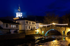 Old town of Tryavna Stock Photos