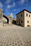 Old town Ulcinj Royalty Free Stock Photography
