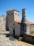 Old town Ulcinj - Montenegro Royalty Free Stock Images
