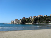 Old  town Ulcinj - Montenegro Royalty Free Stock Photos