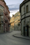 Old town.Uzupis Royalty Free Stock Images