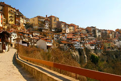 Old town of Veliko Tarnovo Stock Image
