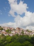 Old town Veliko Tarnovo in Bulgaria Royalty Free Stock Image