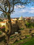 Old Town Veliko Tarnovo, Bulgaria stock photo