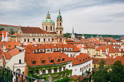 Old Town view, Prague, Czech Republic Stock Images