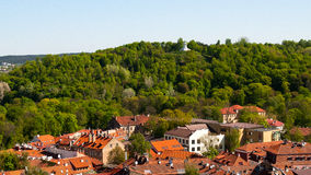 Old Town of Vilnius Royalty Free Stock Photography