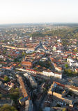 Old town of Vilnius (Lithuania) Stock Photography