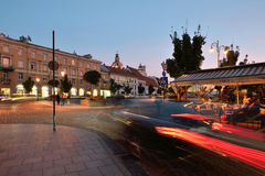 The Old Town of Vilnius, Lithuania Stock Photography