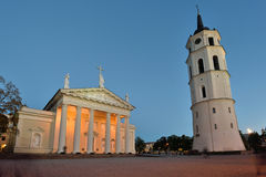 The Old Town of Vilnius Royalty Free Stock Photography