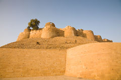 Old town wall, Jaisalmer, India Stock Photography