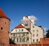 Old Town of Warsaw Royalty Free Stock Photography