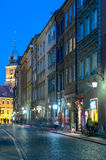 Old Town, Warsaw Stock Photo