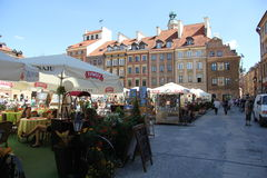 Old town in Warsaw, Poland – 53 Royalty Free Stock Photo