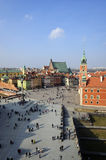 Old Town in Warsaw, Poland Stock Image