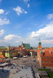 Old town, Warsaw, Poland Stock Image