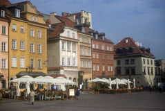 Old town, Warsaw, Poland Royalty Free Stock Photo