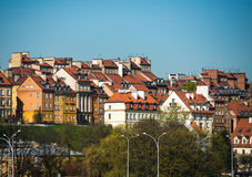 Old Town, Warsaw, Poland Stock Images