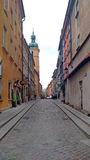 OLD TOWN - Warsaw - Poland stock photography