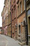Old Town in Warsaw Royalty Free Stock Photography