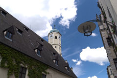 Old Town of Weiden, Germany Royalty Free Stock Photo