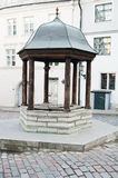 The old town well Royalty Free Stock Images