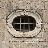 Old Town Window Stock Photography
