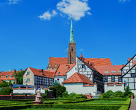 Old town Wroclaw, Poland Stock Photo