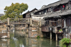 Old Town of Wuzhen, China Royalty Free Stock Photography