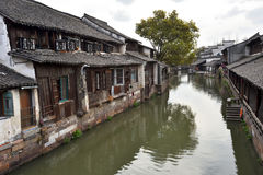 Old Town of Wuzhen Stock Image