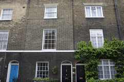 Old townhouse in London Stock Image