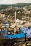Old Township in Iraq. Akrah township in Kurdistan region near Erbil city Royalty Free Stock Photo