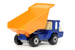 Old toy car Atlas Truck Royalty Free Stock Photo