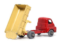 Old toy car Bedford 7Ton Tipper #3 Royalty Free Stock Photos