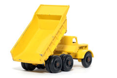 Old toy car Euclid Dump Truck Stock Images