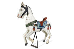 Old Toy Horse Stock Images