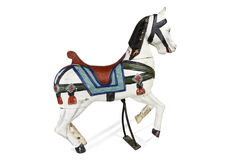 Old Toy Horse Royalty Free Stock Photos