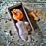 Old Toy Stock Image