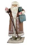 Old toy Santa Claus Stock Photo