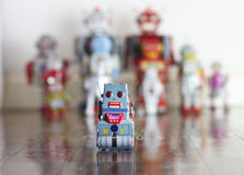 Old toys Royalty Free Stock Image