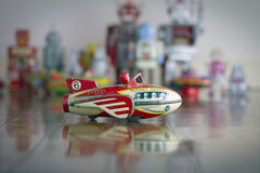 Old toys Stock Photography